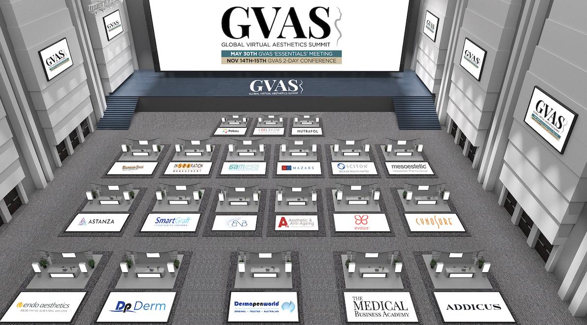Virtual Exhibition Hall - GVAS