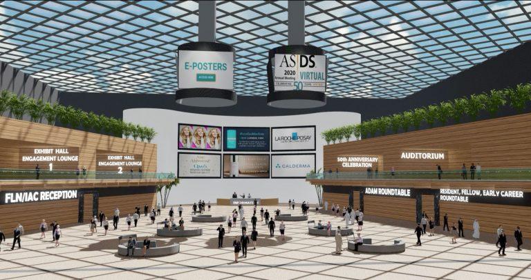 ASDS lobby for virtual event