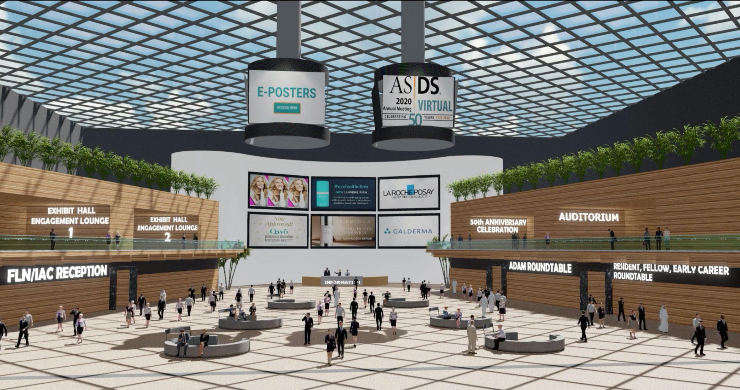 ASDS lobby for event